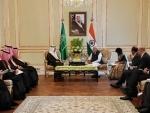 PM Narendra Modi in Saudi Arabia