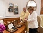 Angela Merkel visits India