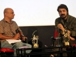 Prosenjit speaks on nuances of acting at IFFI 2019