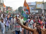 TMC workers take out protest march in Kolkata against CAA