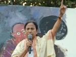 Mamata Banerjee addresses protest rally against CAA in Kolkata