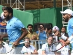 Italy beat India to enter the main round of Davis Cup Tennis