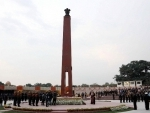 PM Modi attends dedication ceremony of National War Memorial