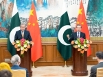 Chinese and Pakistan Foreign Ministers attend press conference