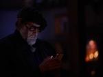 Amitabh Bachchan shoots for Chehre