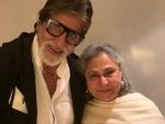 Big B, Jaya Bachchan complete 46 years of marriage anniversary