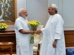 Naveen Patnaik meets PM Modi