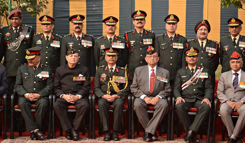 Kolkata: Eastern Army Command observes 71st 'Army Day' at Fort William