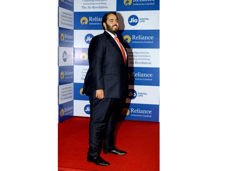 Ambanis arrive for 42nd AGM of Reliance Industries
