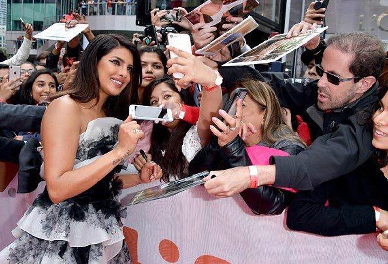 Priyanka Chopra Jonas, Farhan Akhtar attend The Sky Is Pink premiere at TIFF 2019