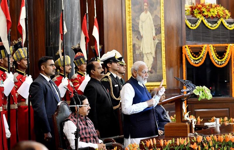 India in Politics : 26 , 2019