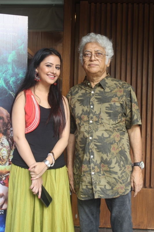 Stars attend trailer and poster launch of Buddhu Bhutum