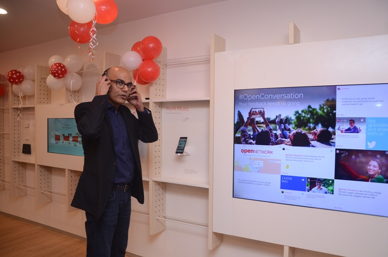 Bharti Airtel launches its Next Gen Stores in Kolkata