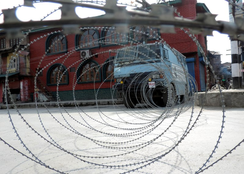 Kashmir observes shutdown over arrest of separatist leaders