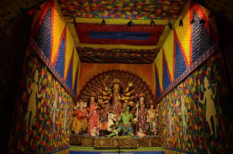 Durga Puja: The Best of Kolkata idols and pandals