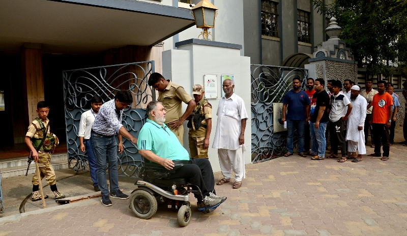 Bengal votes in last phase of elections