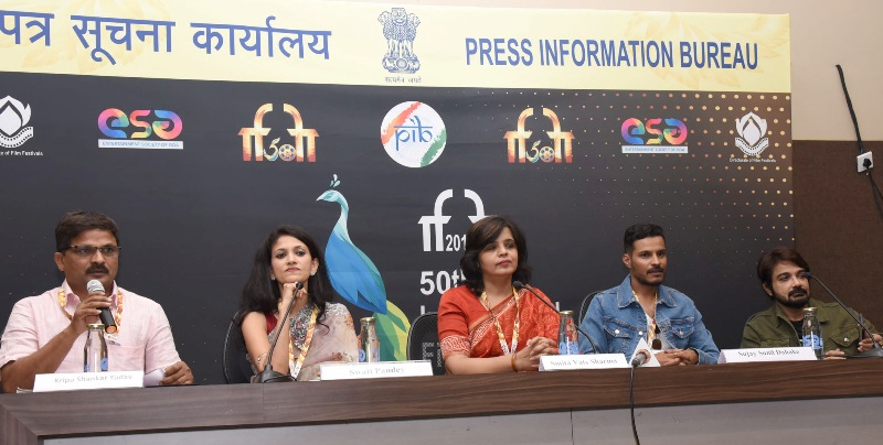 Images of IFFI 2019