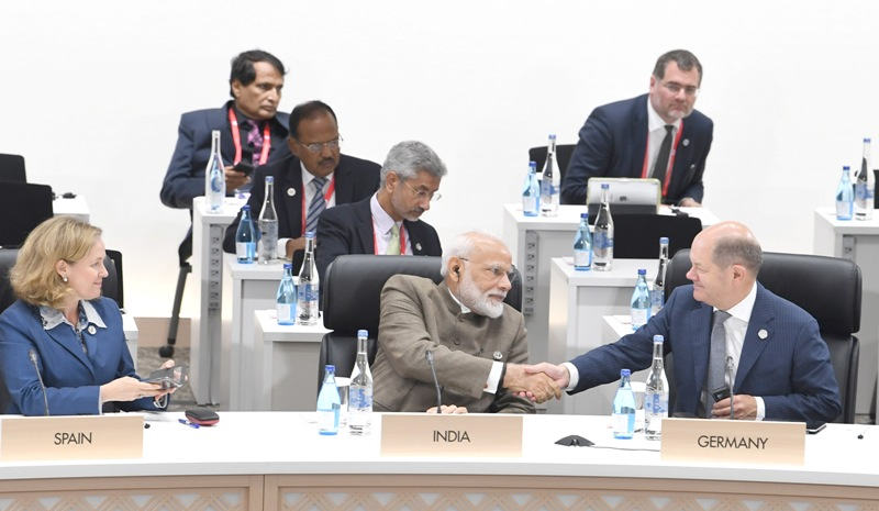 Modi at G-20 Summit