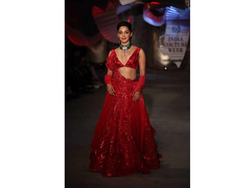Amit Aggarwal showcases his designs at India Couture Week 2019 Delhi