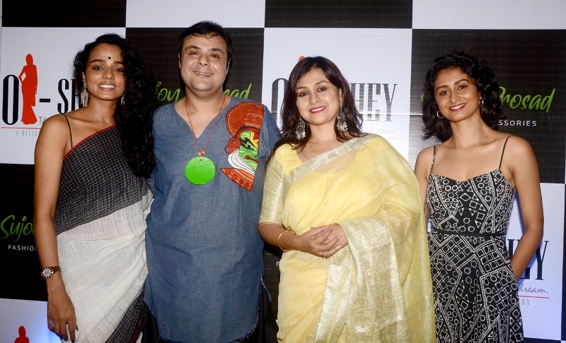 Sujoy Prosad Chatterjee launches exclusive collection of Ceramic and Kanta fashion accessories