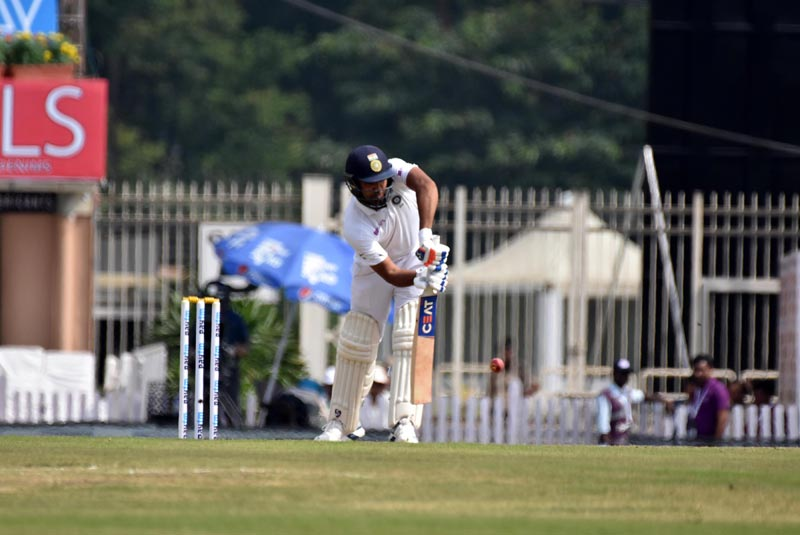 Glimpses from the world of cricket in India on Saturday