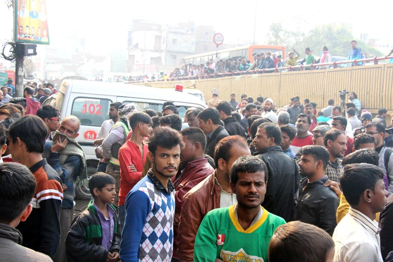 Delhi: Fire tragedy leaves 43 dead