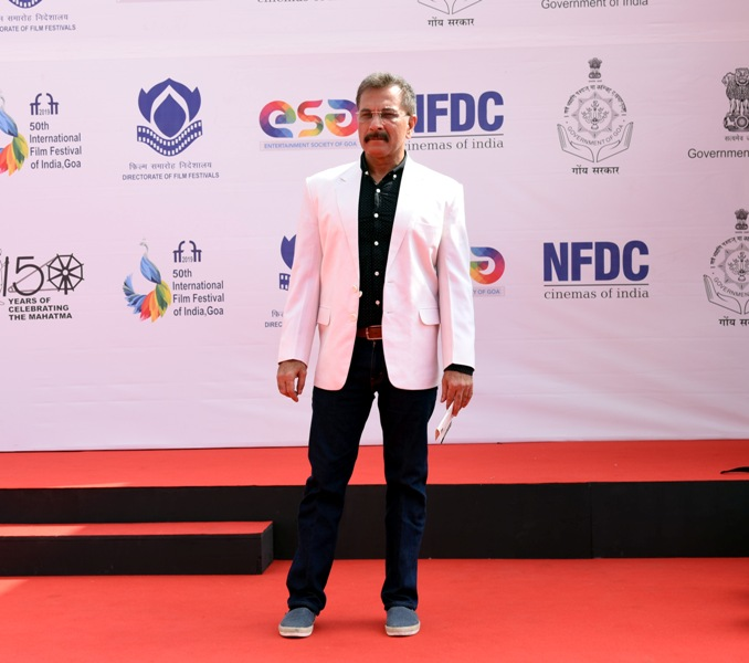 Images of IFFI : Nov 28 , 2019