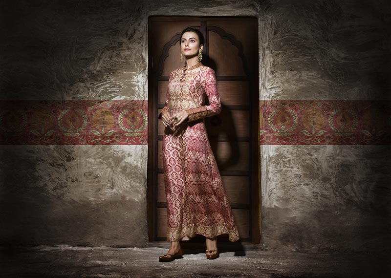 Nakshi launches its Pujo Tribe collection for the festive season