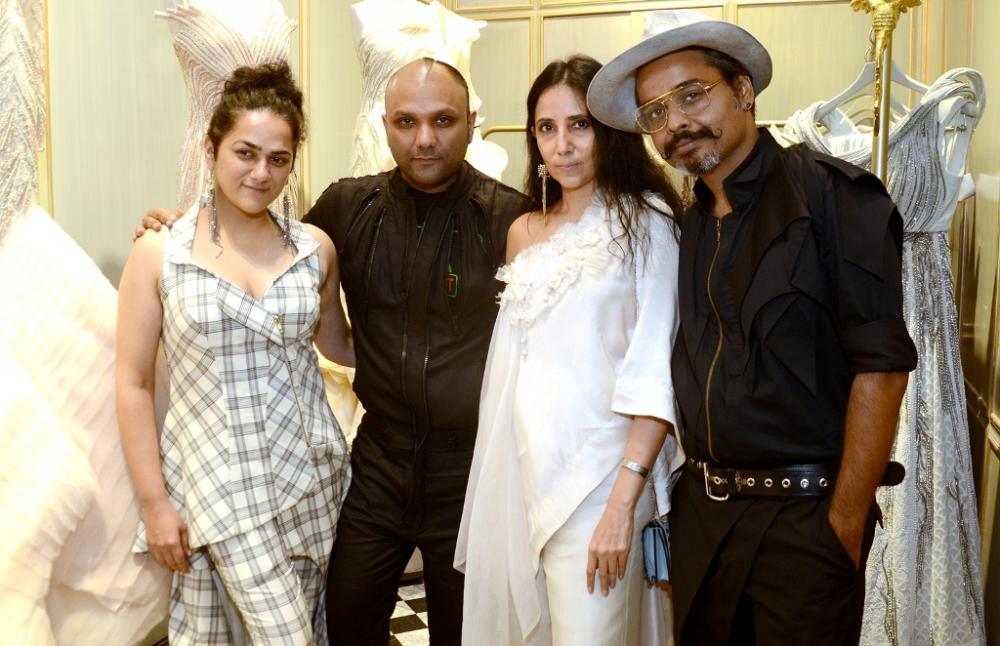 Gaurav Gupta unveils first flagship store in Kolkata