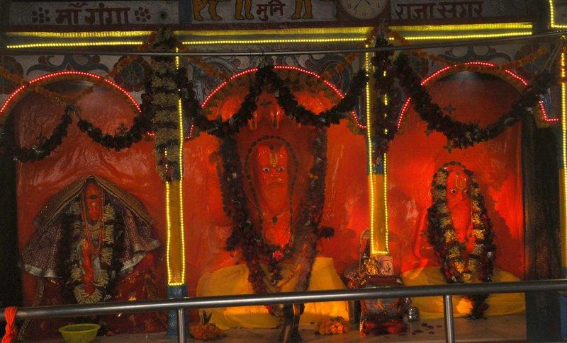 Kapil Muni temple at Sagar Island