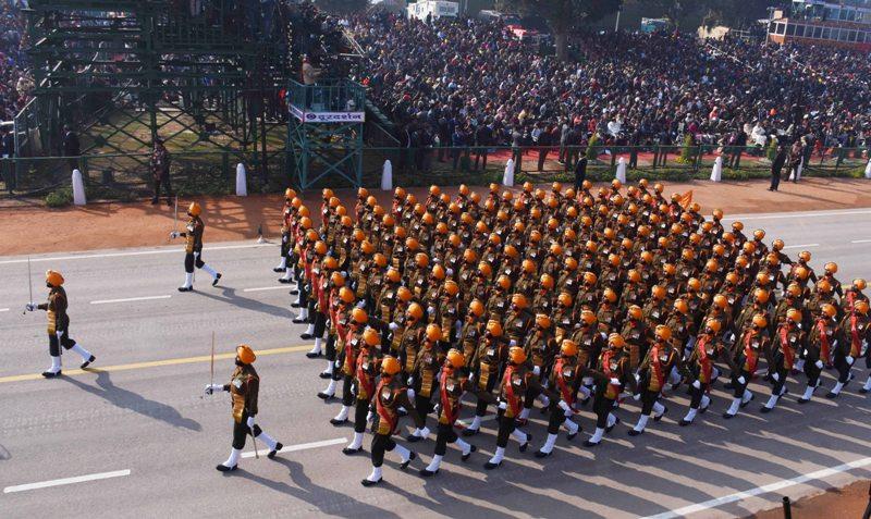 India celebrates 71st Republic Day