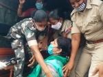 Farmers' protest in Amaravati