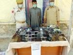 Jammu and Kashmir Police arrest thief in Budgam