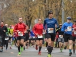 Glimpse of Vienna City Marathon