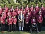 PM Modi interacts with awardees of Pradhan Mantri Rashtriya Bal Puraskar 2020