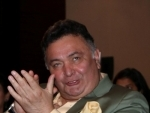 Rishi Kapoor passes away at age 67 on Thursday
