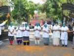 Kolkata: Nurse Day observed at SSKM Hospital