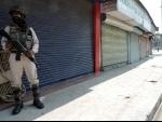 Kashmir: Security beefed up on Hizbul commander Burhan Wani death anniversary