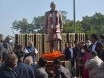 Amit Shah unveils late Arun Jaitley's statue in Feroz Shah Kotla