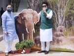 Javadekar, Babul Supriyo release publication on the eve of World Elephant Day