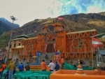 Badrinath shrine decked up for Diwali