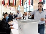 Parliamentary elections in Syria