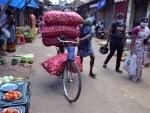Thiruvananthapuram: Triple lockdown restrictions, Chalai market opens