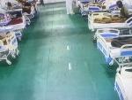 ICU beds in Sardar Vallabhbhai Patel Covid-19 hospital