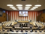 UN Security Council meeting on children and armed conflict