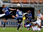 Serie A football match between FC Inter and Brescia in Milan