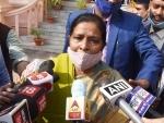 Bihar Dy CM Renu Devi at Bihar Assembly