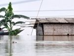Flood in Hatisela, Kamrup