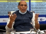 Rajnath Singh launches products developed by Defence Public Sector Undertakings and Ordinance Factory Board