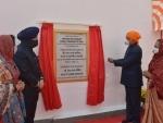 President Ram Nath Kovind inaugurates PBG Regimental Gurdwara